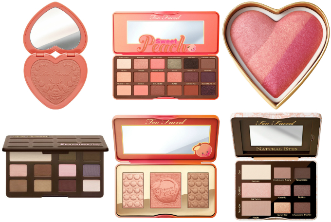 Too Faced Douglas Nederland